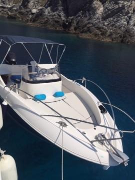 Rental yacht La Ciotat - Quicksilver Quicksilver 635 on SamBoat