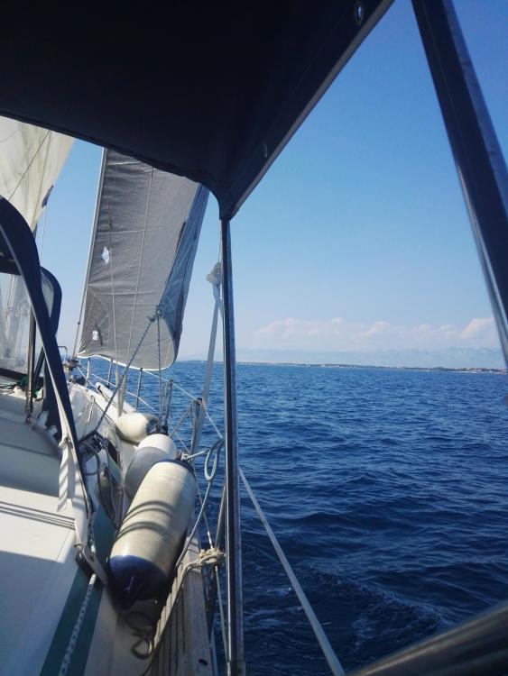 Boat rental Sas Vektor SAS VEKTOR 36 in Grad Zadar on Samboat