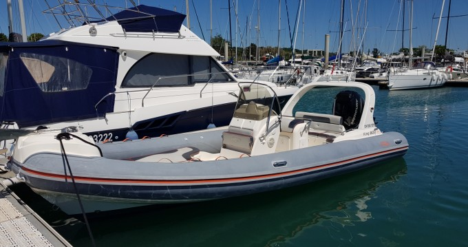 RIB for rent BARNEVILLE CARTERET at the best price