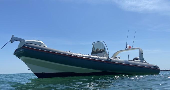 Boat rental BARNEVILLE CARTERET cheap King 800 RS
