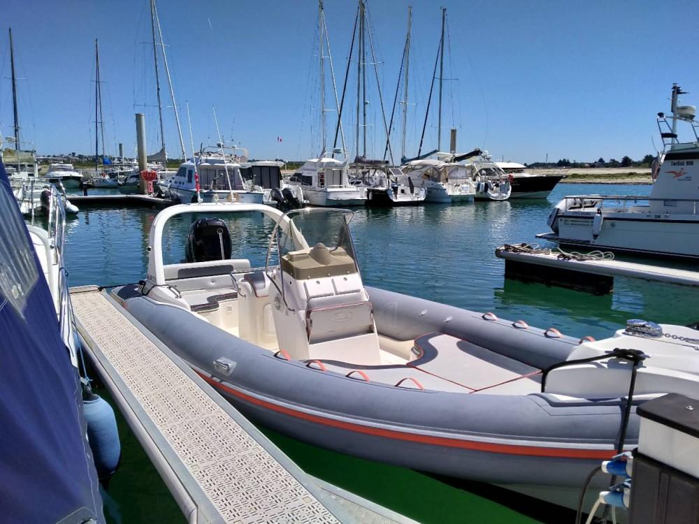 Boat rental Nuova Jolly King 800 RS in Barneville-Carteret on Samboat