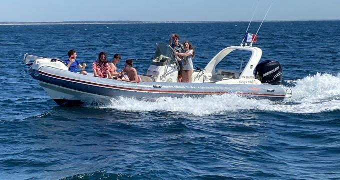 Rental RIB in BARNEVILLE CARTERET - Nuova Jolly King 800 RS