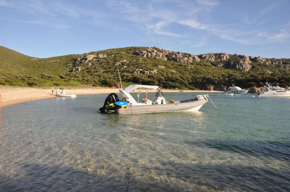 Rental yacht Barneville-Carteret - Nuova Jolly King 800 RS on SamBoat