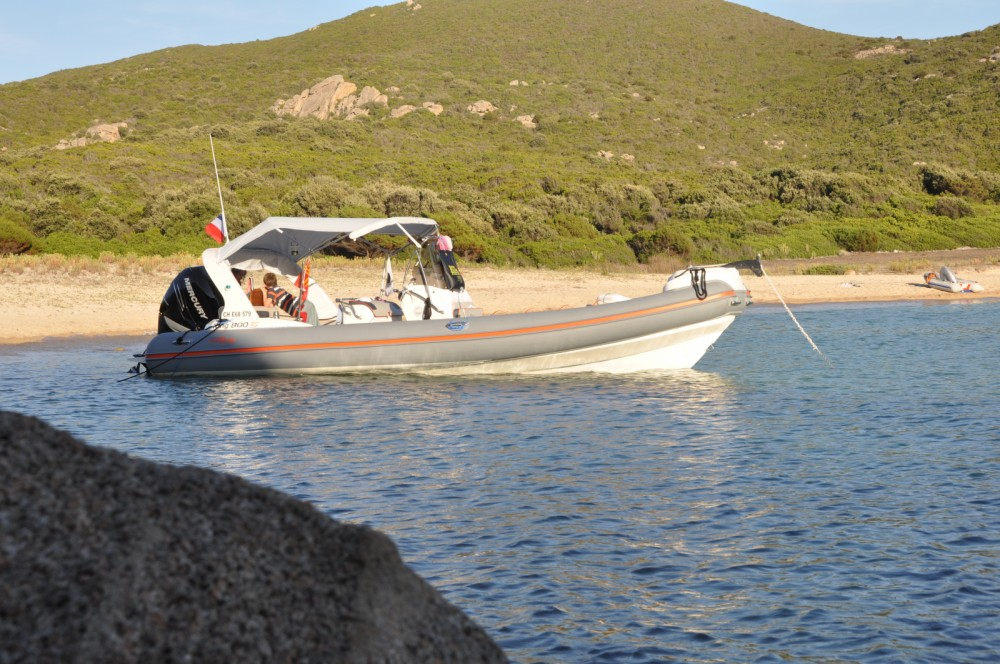 Rent a Nuova Jolly King 800 RS Barneville-Carteret