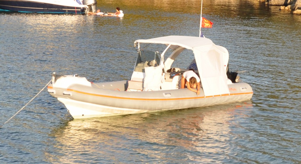 Nuova Jolly King 800 RS between personal and professional Barneville-Carteret