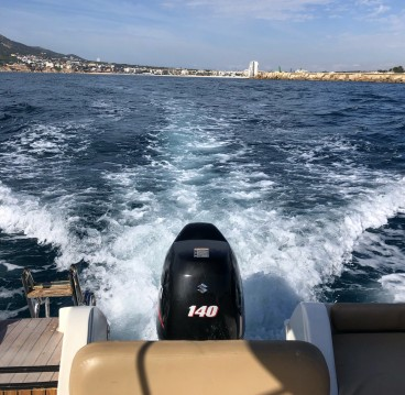 Rental yacht Altea - Shiren  22 on SamBoat