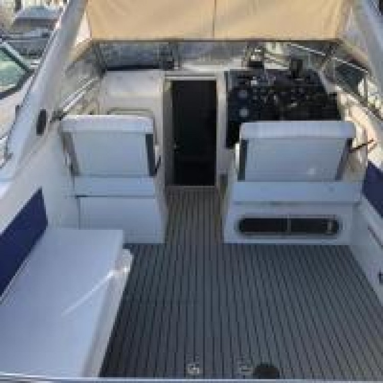 Rent a Sunseeker san remo 33 Cannes