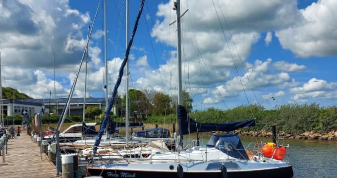 Boat rental  Amethyst 27 in Kröslin on Samboat
