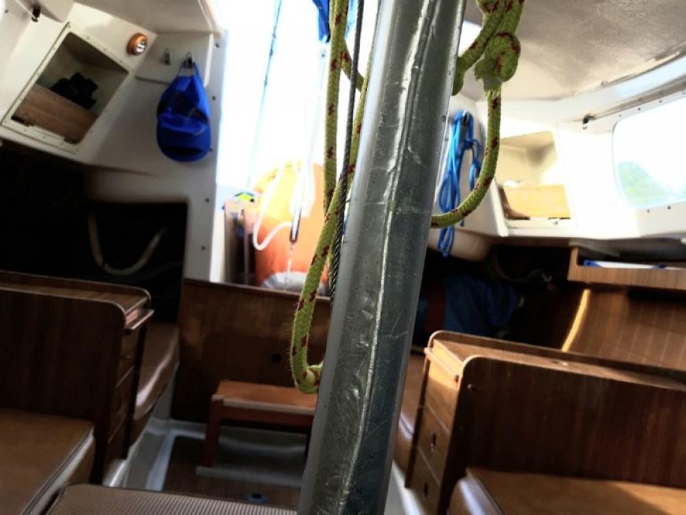Boat rental Kröslin cheap Varianta 65