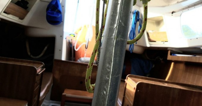 Sailboat for rent Kröslin at the best price