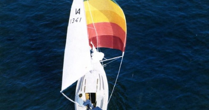 Rental Sailboat Dehler with a permit