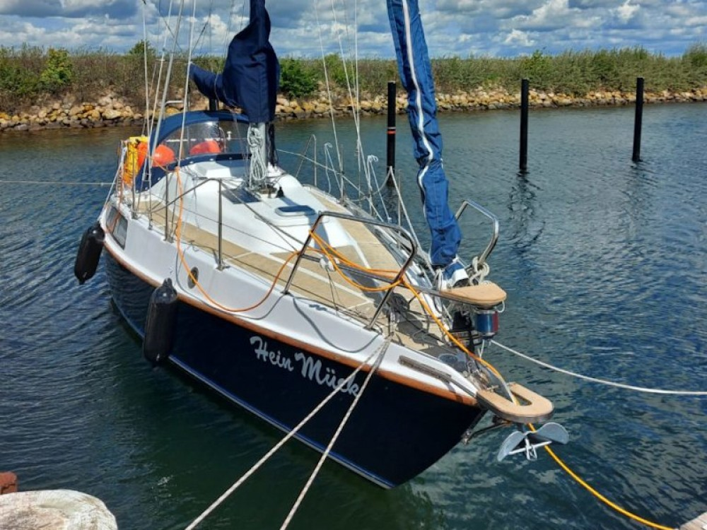 Amethyst 27 between personal and professional Kröslin