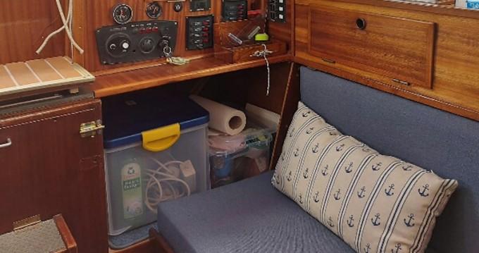 Rental yacht Kröslin -  Amethyst 27 on SamBoat