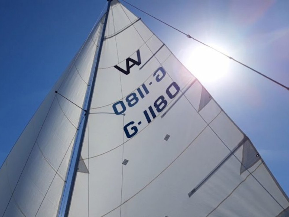Hire Sailboat with or without skipper Dehler Kröslin