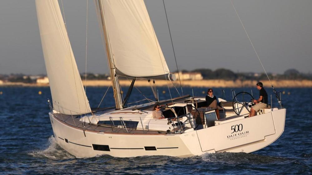 Rental yacht Pointe-à-Pitre - Dufour Dufour 500 Grand Large on SamBoat