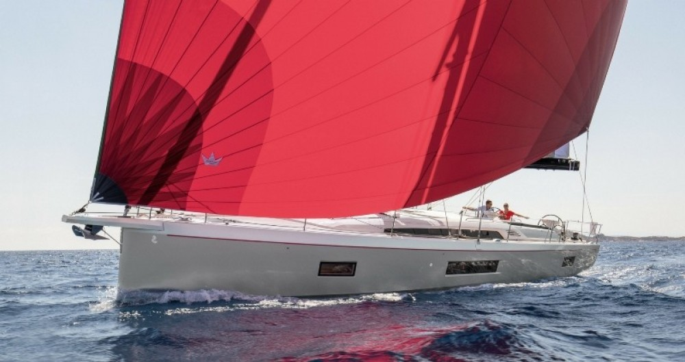 Boat rental Arnos Vale cheap Oceanis 51.1