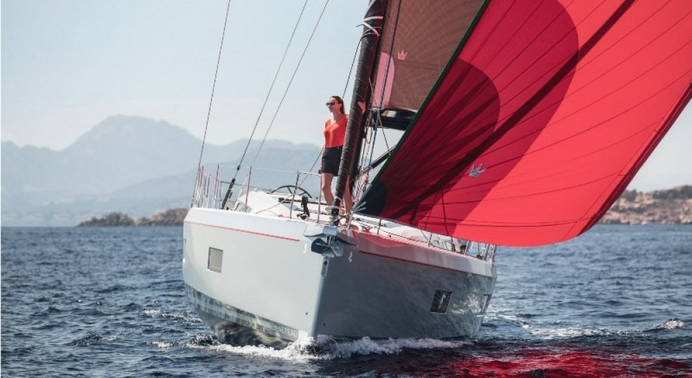 Hire Sailboat with or without skipper Bénéteau Arnos Vale