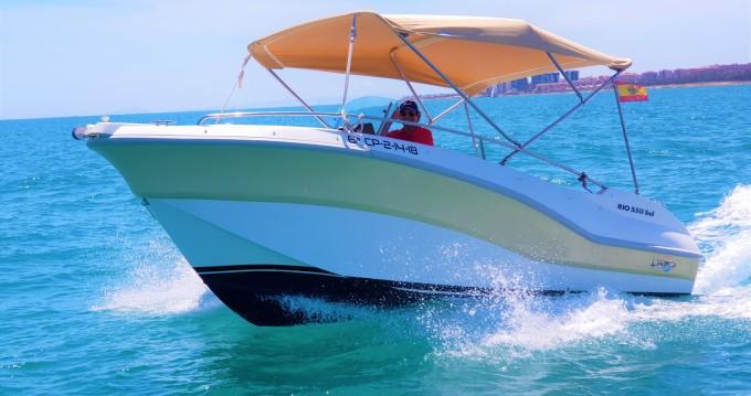 Rental yacht Torrevieja - Rio Rio 550 SOL on SamBoat