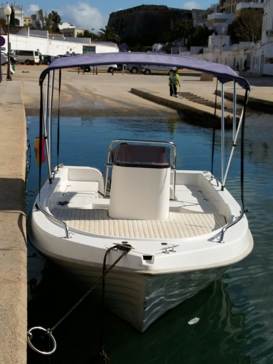 Hire Motorboat with or without skipper Dipol Ciutadella