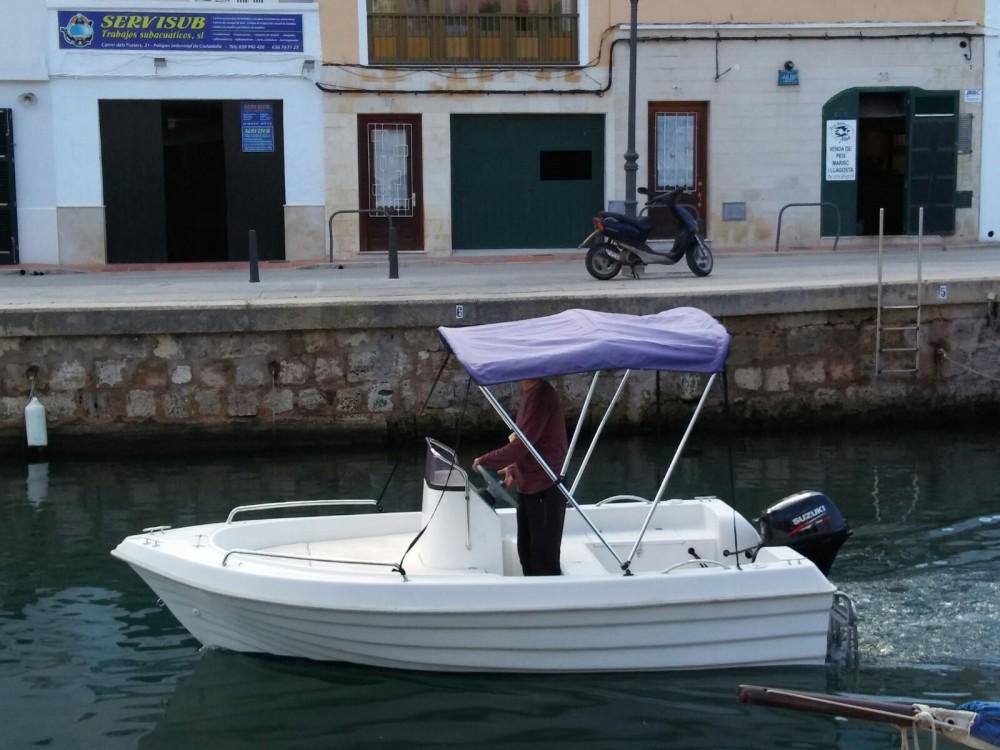 Rental yacht Ciutadella - Dipol D-400 F1RST on SamBoat