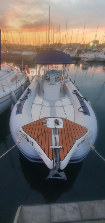 RIB for rent Torrevieja at the best price