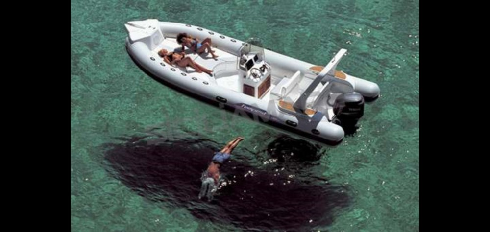 Hire RIB with or without skipper Capelli Torrevieja