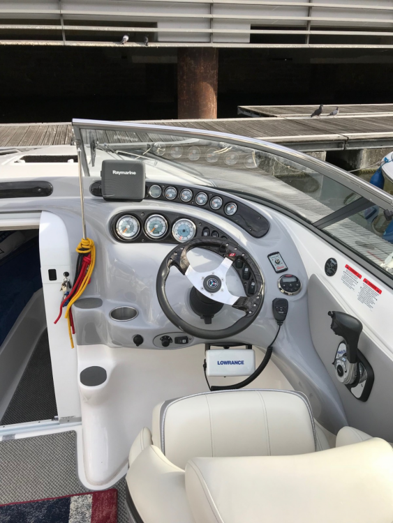 Rental Motorboat in Frankfurt - Campion 705 SC