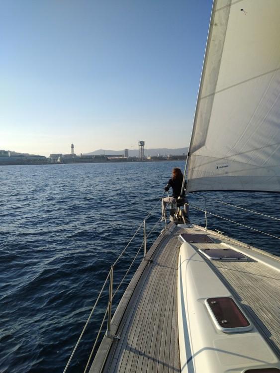 Boat rental Barcelona cheap Bavaria 46 Cruiser