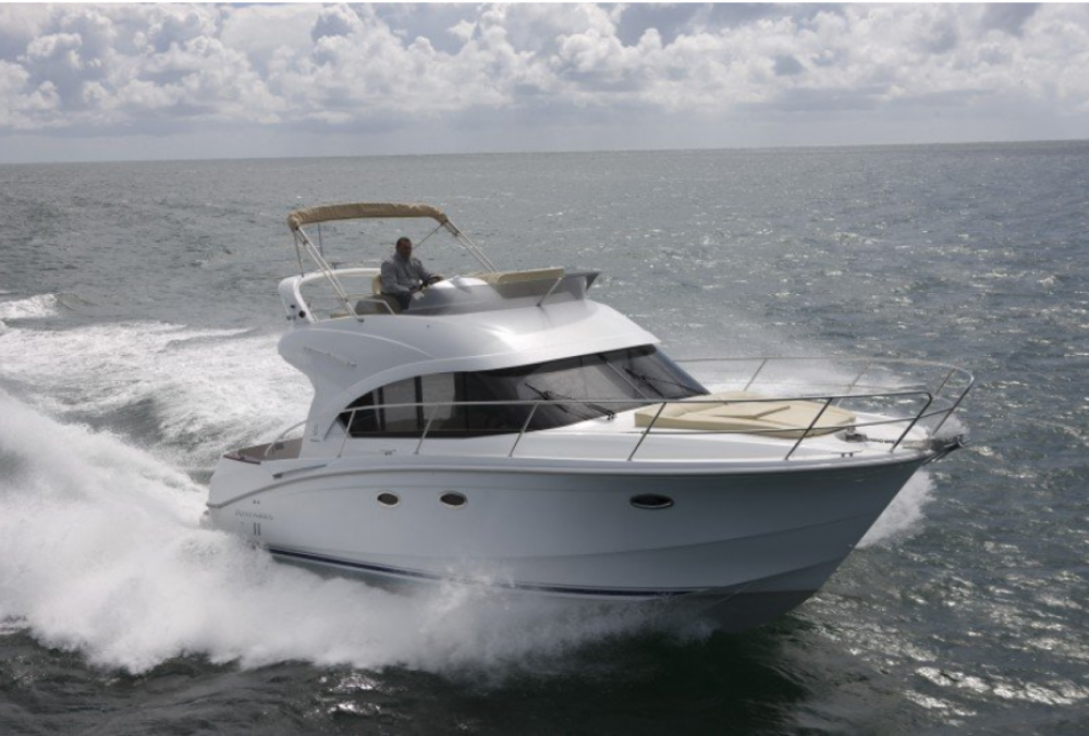 Boat rental Bandol cheap antares 36