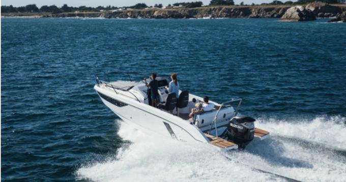 Boat rental Hyères cheap Flyer 8 SUNdeck