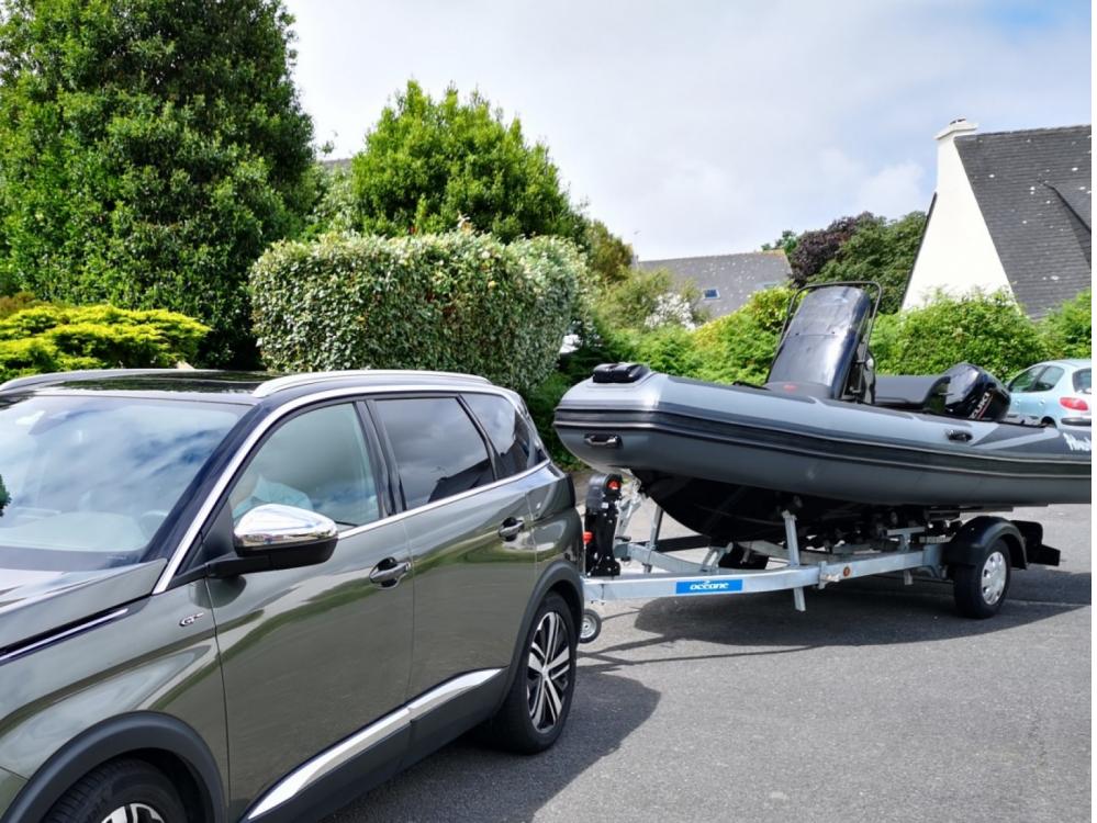 Rental yacht Brest - Adventure Vesta 550 XL on SamBoat