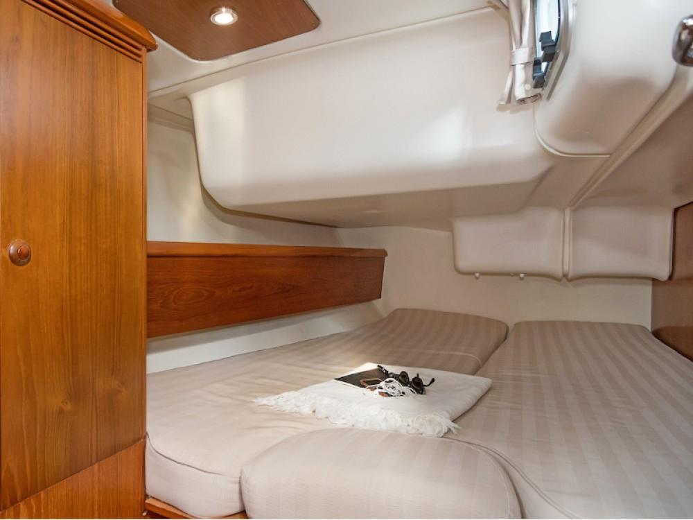 Boat rental Jeanneau Sun Odyssey 43 in Greece on Samboat