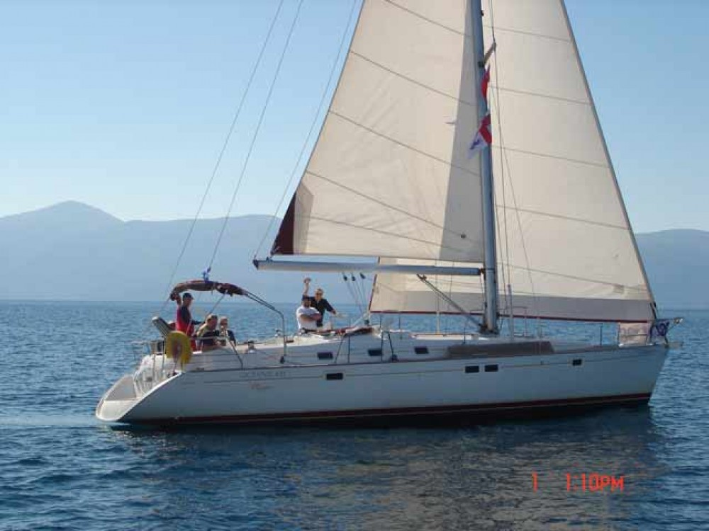 Hire Sailboat with or without skipper Bénéteau Athens