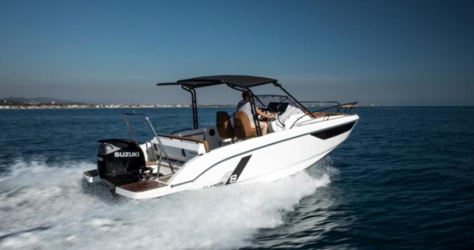 Rental Motorboat in Bandol - Bénéteau Flyer 8 SUNdeck