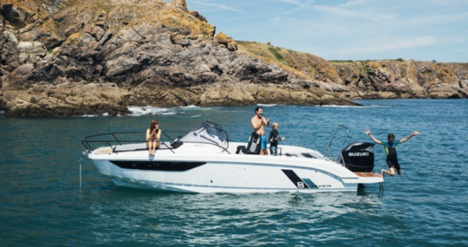 Boat rental Bandol cheap Flyer 8 SUNdeck