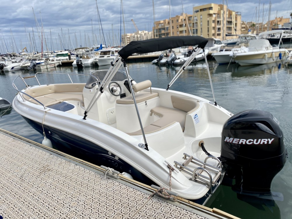 Hire Motorboat with or without skipper Cantiere Del Pardo Bormes-les-Mimosas