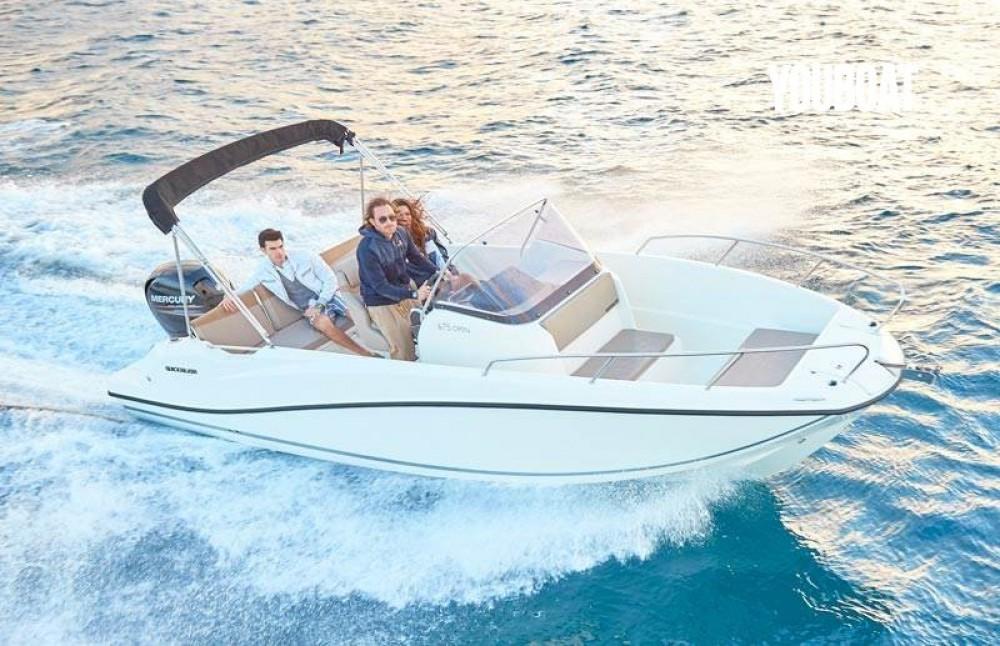 Rental yacht  - Quicksilver Activ 675 Open on SamBoat