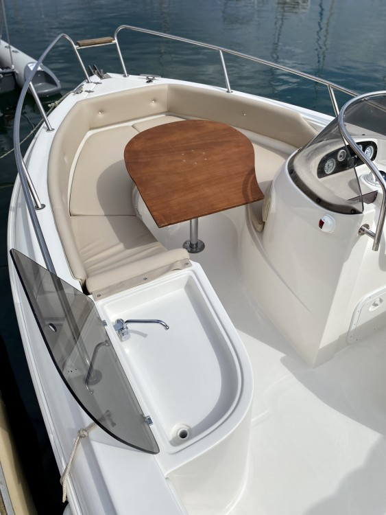 Rental yacht Bormes-les-Mimosas - Cantiere Del Pardo AS MARINE 5,90 OPEN on SamBoat