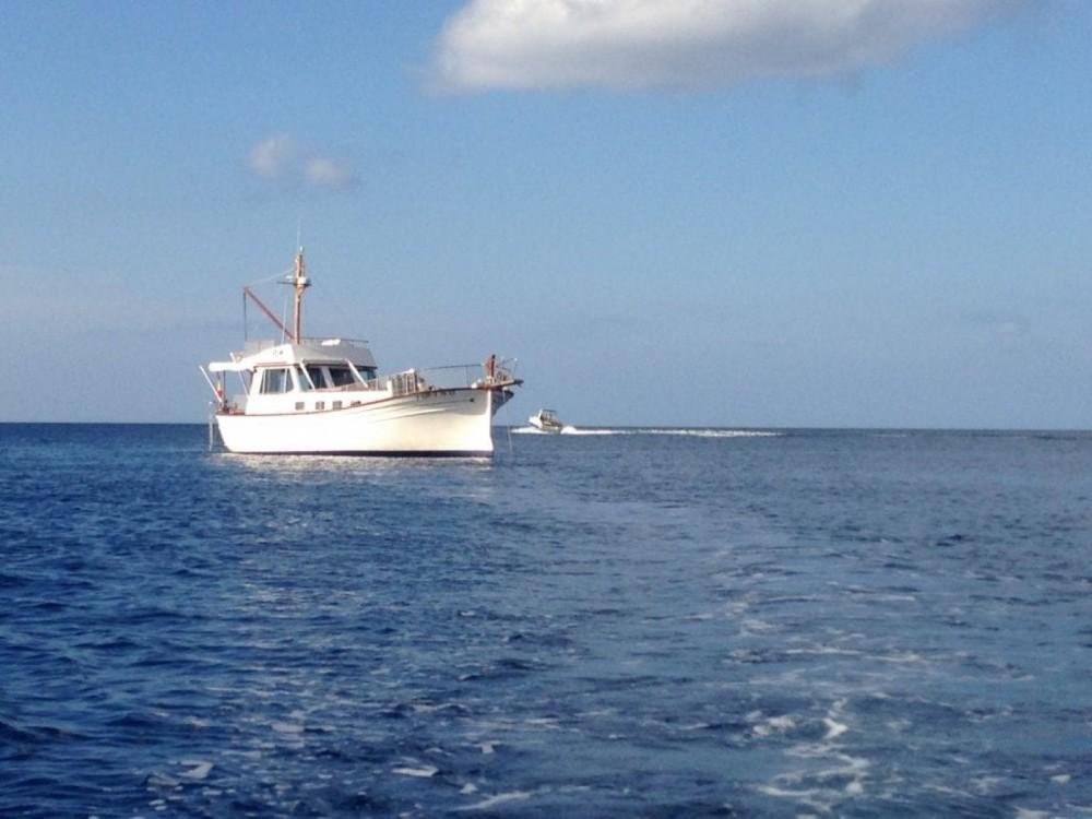 Boat rental Maó cheap 16M