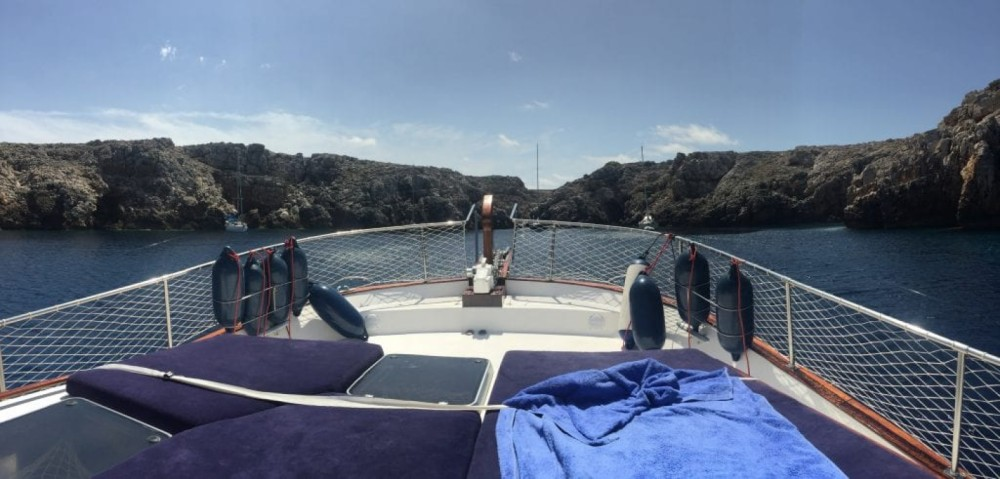Rental Motorboat in Maó - Menorquin-Yachts 16M