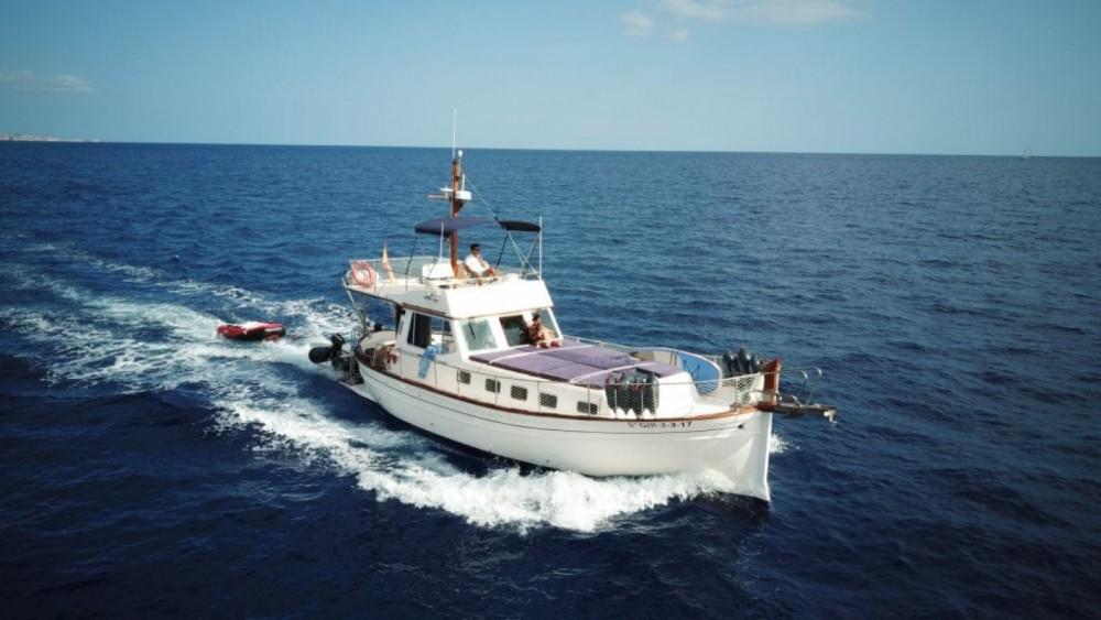 Rent a Menorquin-Yachts 16M Maó