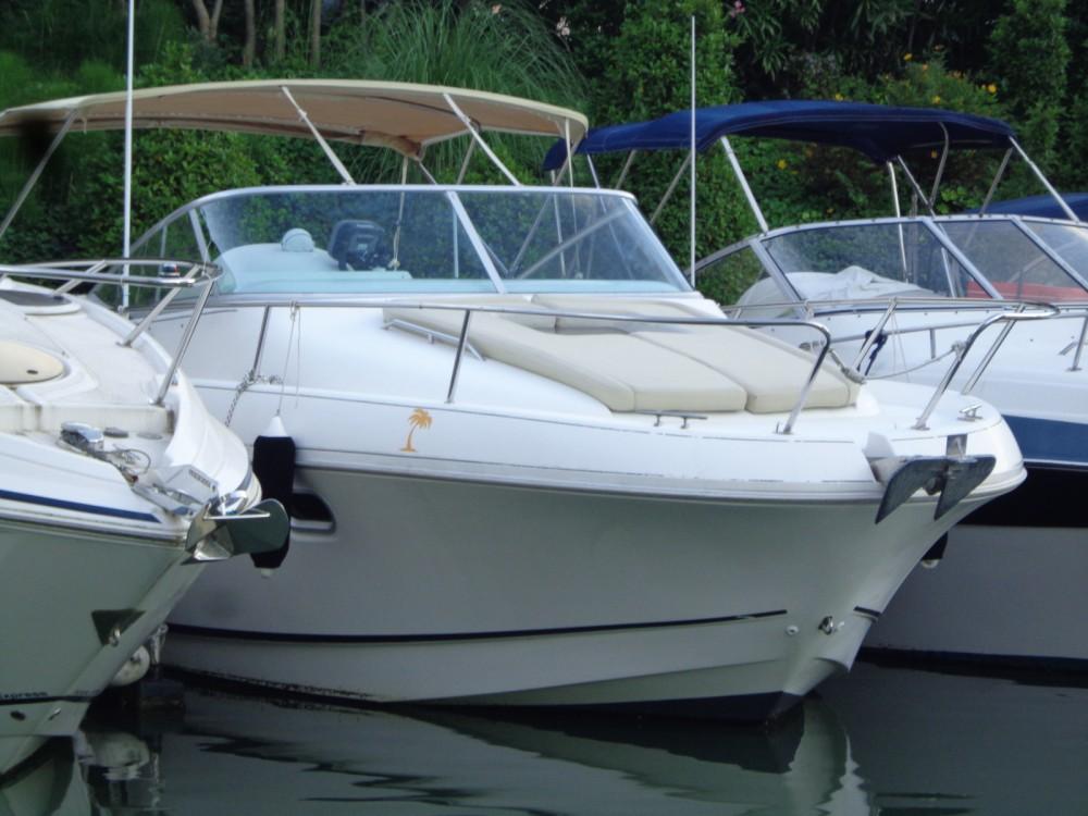 Rental yacht Mandelieu-la-Napoule - Jeanneau Leader 805 on SamBoat