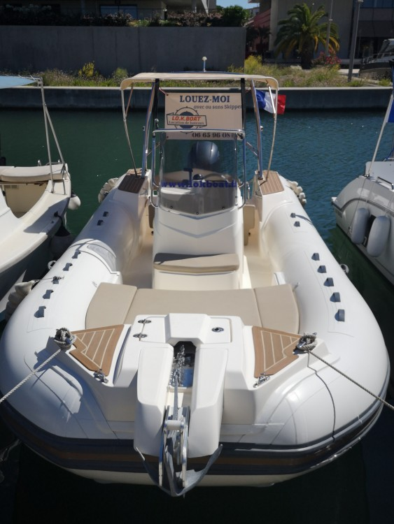 Capelli Tempest 700 Sun between personal and professional Fréjus
