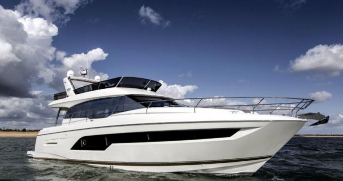 Rental Motorboat in Estepona - Prestige Prestige 500 Fly