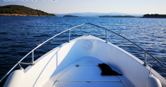 Hire Motorboat with or without skipper Conero Peroj