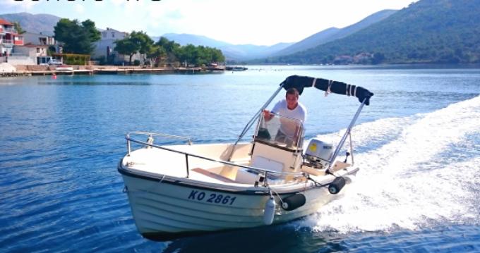 Rental yacht Peroj - Conero 470 on SamBoat