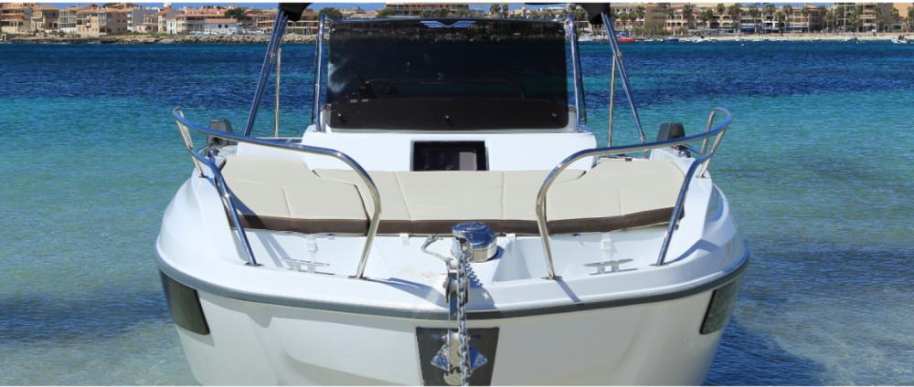 Rental yacht Bandol - Bénéteau Flyer 7.7 SUNdeck on SamBoat