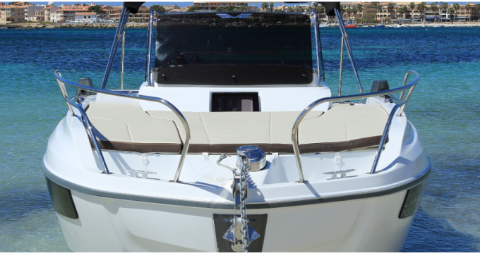 Boat rental Bandol cheap Flyer 7.7 SUNdeck