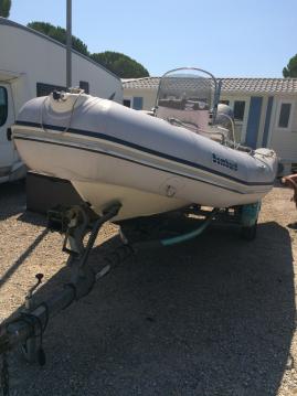 Boat rental Le Grau-du-Roi cheap semi rigide