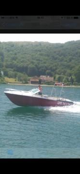 Rental yacht Aix-les-Bains - Wellcraft sun hatch 196 on SamBoat